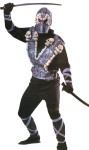 Ninja Annihilator Adult Costume - The perfect Ninja outfit!