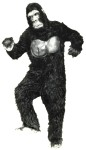 Original Gorilla Adult Costume - Complete costume includes body, head, feet and hands. Notice the infinite attention to detail! Buy this original costume here at guaranteed low prices.