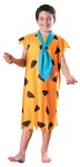 Fred Flintstone Child Costume includes: Necktie and colorful tunic.