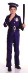 Policeman Child Costume - Blue jacket with pants. Includes belt and pants. (Badge and billy club not included).
