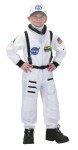 You cant get more real than our Astronaut Suit. Its top quality and official look makes it seem like its real. Includes NASA jumpsuit, official NASA patches, and official looking NASA cap. Helmet sold separately.