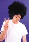Afro Clown Wig - Superior quality wig of synthetic fiber. One size.