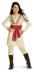 Classic Tamina Child Costume - Lovely mid-eastern tunic with attached sash and pants.