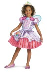 Deluxe Candyland Girl Toddler Costume - Dress has detachable wings and matching headpiece. A very sweet confection!