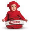 Barrel Of Monkeys Infant Costume - Bunting and hood-so cute!