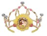Be the hit at your next Ball with this Beauty and the Beast headpiece. Beaded headpiece with Belle emblem. Child size. *Disney Copyright.