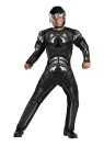 Duke Classic Muscle Adult Costume - Defeat the forces of COBRA in this new G.I. Joe Duke character muscle costume. Inlcudes jumpsuit with stuffed armor torso and helmet.