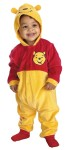 Winnie the Pooh Toddler Costume - Includes full body suit with attached character hood. Fits 12-18 Months.