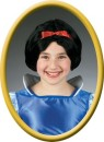 Disney Snow White Child Wig - Traditional Snow White style wig. One size fits most children. *Copyright Disney.
