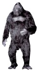 Gorilla Prop - Approximately 7 feet tall. Extremely realistic.Lifesize, freestanding latex foam filled prop with heavy duty metal base and armature. Can be positioned in a variety of ways. Highly detailed. Everything but the stench! Zombie decor will vary. Ships via truck only. Additional crating charges will apply.
