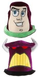 Toy Story Reversible Buzz/Zurg Hat - To infinity and beyond! This licensed reversible hat give you the best of both worlds, the good with Buzz Lightyear, and the bad with the Evil Emperor Zurg. Fits kids 3 and up.