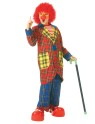 Plaid Pickles Child Costume - Quality clown costume with bright plaid jacket and pants.
