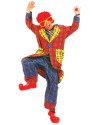 Plaid Pickles Adult Costume - Quality clown costume with bright plaid jacket and pants.