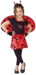 "Sweetheart Lady Bug Child Costume - Cute dress has a polka dot skirt, mitts, wings, and antennae headpiece. Also available in Toddler Size: <a href=""/sweetheart-lady-bug-toddler-costume-grp-123fw114111.aspx"">fw114111</a>."