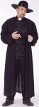 "Deluxe Priest Adult Costume - Coat with capelet, shirt with collar, and hat give you just the right look. Also available in Plus Size:&nbsp;<a href=""/deluxe-priest-adult-costume---plus-size-grp-123fw114165.aspx"">fw114165</a>."