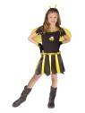 "Sweetheart Bee Child Costume - Cute black and yellow dress has mitts, wings, and headpiece. Also available in Toddler Size: <a href=""/sweetheart-bee-toddler-costume-grp-123fw114201.aspx"">fw114201</a>."