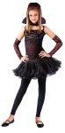 "Vampirina Child Costume - Cute red and black minidress has choker with collar, sleevelets, and footless tights. Also available in Teen Size: <a href=""/vampirina-teen-costume-grp-123fw121123.aspx"">fw121123</a>."