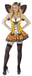 Spring Butterfly Adult Costume - Excellent quality costume.