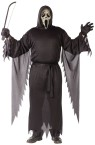 "Zombie Ghost Face Adult Costume (Plus Size) - Creepy mask comes with a hooded robe and a belt. Also available in Child Size: <a href=""/zombie-ghost-face-child-costume-grp-123fw130402.aspx"">fw130402 </a>& Teen Size: <a href=""/zombie-ghost-face-teen-costume-grp-123fw130403.aspx"">FW130403 </a>& Adult Size: <a href=""/zombie-ghost-face-adult-costume-grp-123fw130404.aspx"">FW130404</a>."