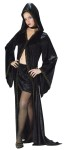 Gothic Goddess Teen Costume - Includes: Velvet Robe and Mini Skirt.