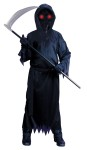 "Unknown Phantoms Fade In/Out Child Costume - Includes: Robe, belt, Hood, Gloves and Glasses with fade in/fade out mechanism. Also available in Plus Size: <a href=""/UNKNOWN-PHANTOM-FADE-IN-OUT-ADULT-COSTUME---PLUS-SIZE-Grp-123FW5714-Plus.aspx"">FW5714-Plus</a>."