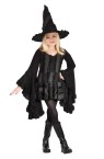 "Stitch Witch Child Costume - Mini dress with stitch up detailing, drop sleeves, belt and matching hat. Also available in Adult Size: <a href=""/STITCH-WITCH-ADULT-COSTUME-Grp-123FW5135.aspx"">FW5135 </a>& Plus Size: <a href=""/STITCH-WITCH-ADULT-COSTUME---PLUS-SIZE-Grp-123FW5701.aspx"">FW5701</a>."