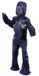 Spy Kids Ninja Child Costume - From the movie Spy Kids! Includes: Jumpsuit, vest and hood.