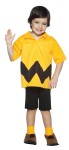 "Peanuts Charlie Brown Child Costume - Character headpiece tops the traditional shirt and shorts to complete this well-loved guy. Also available in Toddler Size: <a href=""/peanuts-charlie-brown-toddler-costume-grp-123gc4274.aspx"">GC4274</a>."