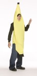 Banana Child Costume - Over the head tunic with face hole.
