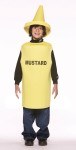 Mustard Child Costume - Whats ketchup without mustard! Tunic with coordinating hat.
