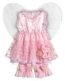 Lilac Angel Toddler Costume - Lilac Angel costume comes with a highly detailed and embellished dress, adorable bloomers and velvety soft detachable wings.