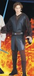 Costume includes: tunic with attached shirt, pants with attached boot tops and belt. Lucasfilm Ltd. & TM.  All Rights Reserved