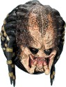 The Warrior Hunter from another world! This unique latex mask offers some separate dreadlocks, deluxe paint job and closed mouth mandible so the Predator Helmet can fit into place.