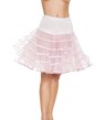 19 inch knee length petticoat can be added to that special costume for a full classic look.