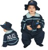 Youre never too young for the force. Jumpsuit coverall with matching hat. 100% cotton costume.