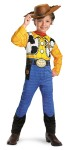 Toy Story Woody Child Costume - Dress your child like their favorite Toy Story character! Bodysuit with attached vest, holster and hat. Polyester.