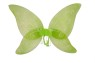 Beautifully colored Tinkerbell Wings. Ties around body and packaged in a poly bag with full color header. Child size.
