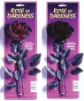 Rose of Darkness - Realistic roses that will accent any costume.