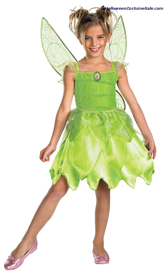 TINK AND THE FAIRY RESCUE TODDLER CHILD COSTUME