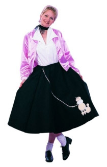 50S PINK LADY JACKET - ADULT SIZE